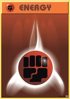 Fighting Energy (EVO 96)