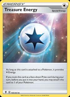 Treasure Energy (EVS 165)