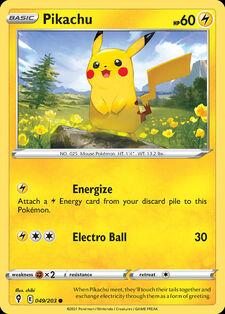 Pikachu (EVS 49)