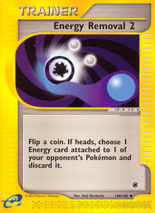 Energy Removal 2 (EXP 140)