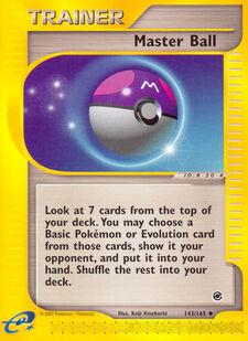 Master Ball (EXP 143)