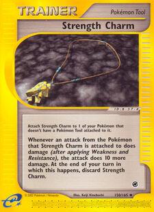 Strength Charm (EXP 150)
