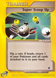 Super Scoop Up (EXP 151)