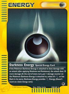 Darkness Energy (EXP 158)