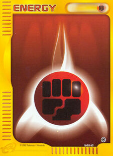 Fighting Energy (EXP 160)