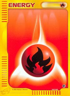 Fire Energy (EXP 161)