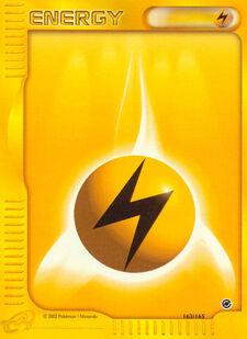 Lightning Energy (EXP 163)