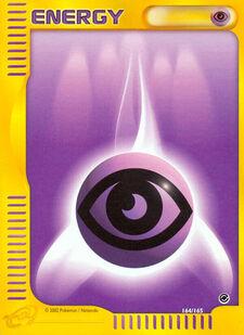Psychic Energy (EXP 164)