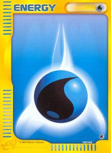 Water Energy (EXP 165)