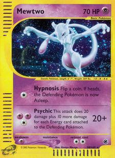 Mewtwo (EXP 20)