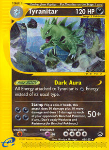 Tyranitar (EXP 66)