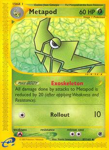 Metapod (EXP 87)