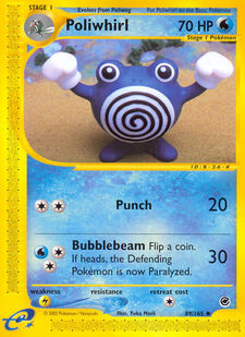 Poliwhirl (EXP 89)