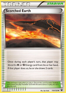 Scorched Earth (FCO 110)