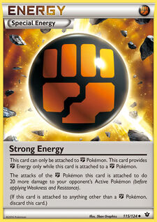 Strong Energy (FCO 115)