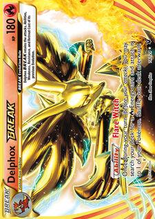 Delphox BREAK (FCO 14)