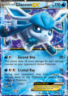 Glaceon-EX (FCO 20)