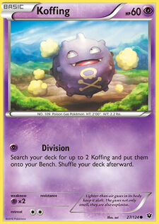 Koffing (FCO 27)