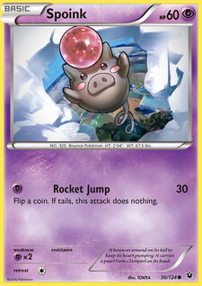 Spoink (FCO 30)
