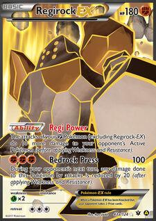 Regirock-EX (FCO 43a)
