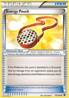 Energy Pouch (FCO 97)