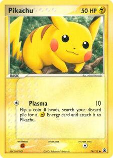 Pikachu (FRLG 74)