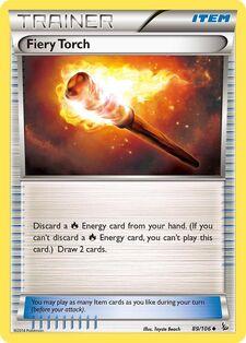 Fiery Torch (FLF 89)