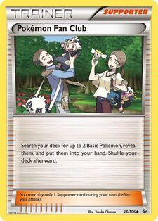 Pokémon Fan Club (FLF 94)
