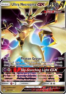 Ultra Necrozma-GX (FLI 95)