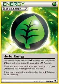 Herbal Energy (FUF 103)