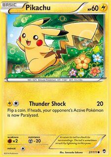 Pikachu (FFI 27)