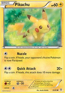 Pikachu (GEN 26)