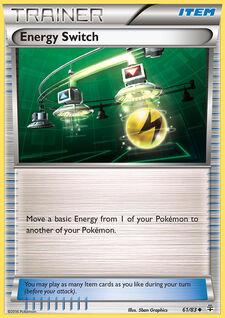 Energy Switch (GEN 61)