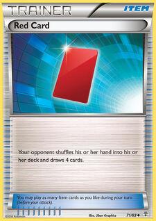 Red Card (GEN 71)