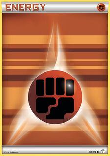 Fighting Energy (GEN 80)