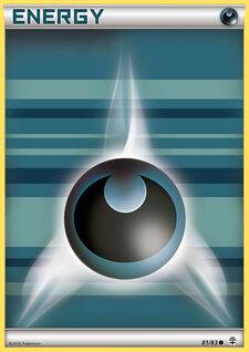 Darkness Energy (GEN 81)