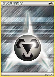 Metal Energy (GEN 82)