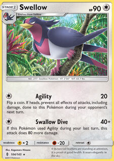 Swellow (GRI 104)