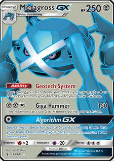 Metagross-GX (GRI 139)
