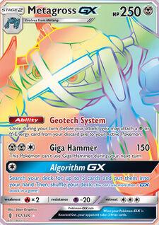 Metagross-GX (GRI 157)