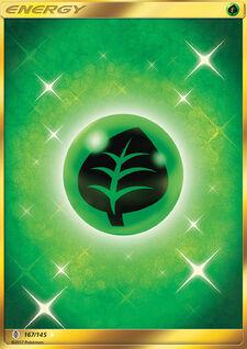 Grass Energy (GRI 167)