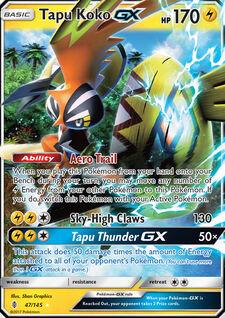 Tapu Koko-GX (GRI 47)