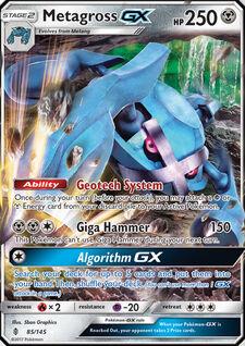Metagross-GX (GRI 85)
