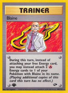 Blaine (G2 100)