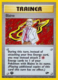 Blaine (G2 17)