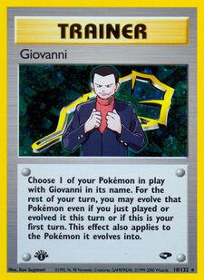 Giovanni (G2 18)