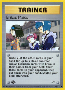 Erika's Maids (G1 109)