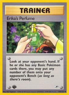 Erika's Perfume (G1 110)