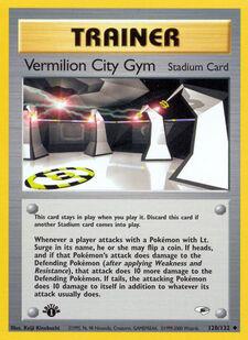Vermilion City Gym (G1 120)