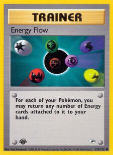 Energy Flow (G1 122)